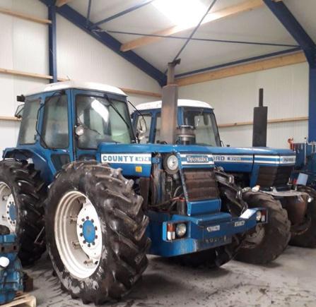 RP-Machinery, Willemsoord, Used tractors, tractor, gebruikte trekker, spare parts, trekkers, Nederland, Export tractor, export